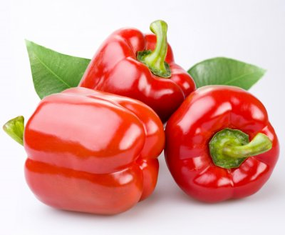 Sweet Cherry Peppers