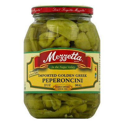 Imported Golden Greek Peperoncini