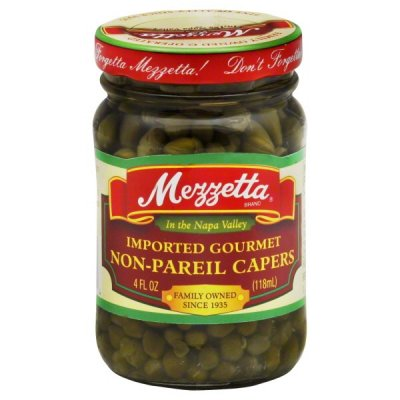 Non-Pareil Capers, Imported Gourmet