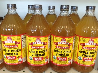 Organic Raw Unfiltered Apple Cider Vinegar With Mother