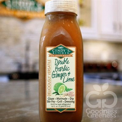 Organic Hawaiian Fat Free Dressing & Marinade