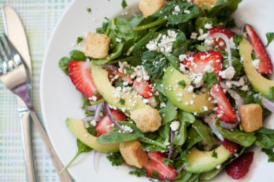 Organic Strawberry Balsamic Dressing