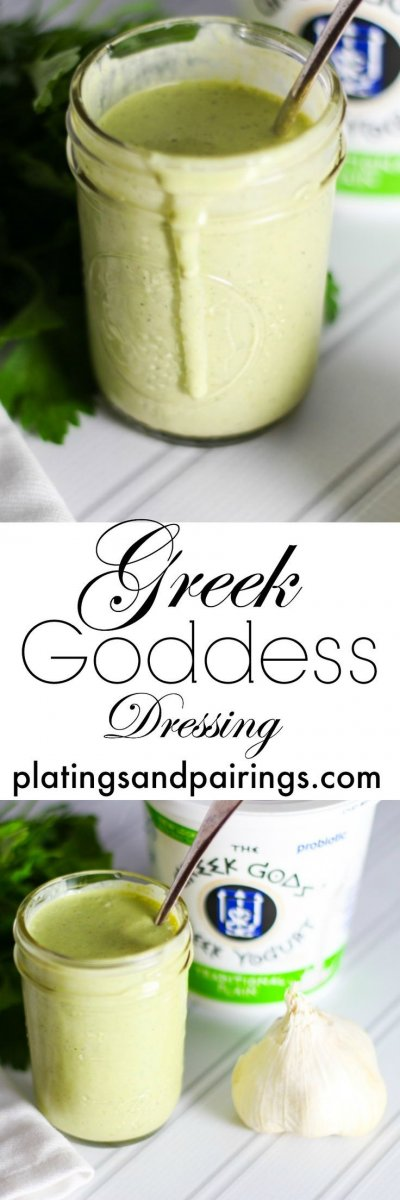 Salad Dressing & Marinade, Greek