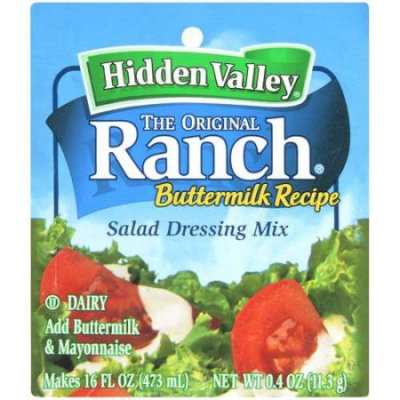 The Original Buttermilk Ranch Salad Dressing & Seasoning Mix