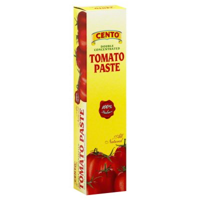 Italian Tomato Paste, Double Concentrated