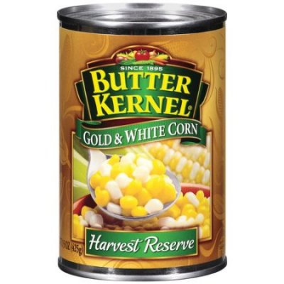 Whole Kernel Corn,Gold'N White Extra Crispy