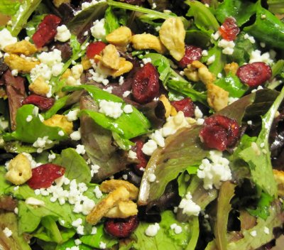 Dressing, Vinaigrette, Raspberry Walnut
