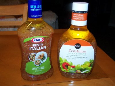 Zesty, Italian Dressing