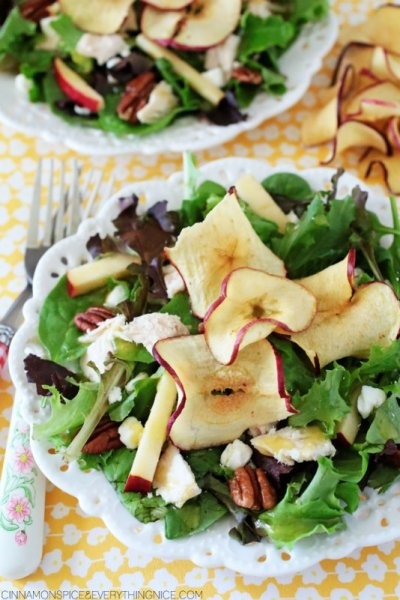 Fuji Apple Salad Dressing