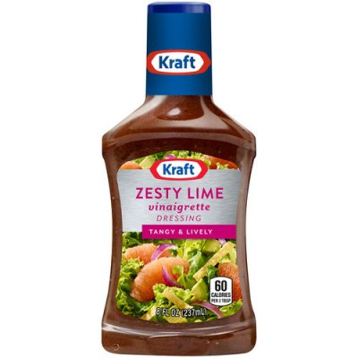 Zesty Lime Vinaigrette Dressing