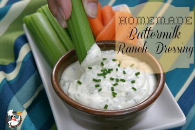 Old Fashioned Ranch Buttermilk Dressing