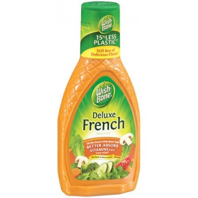 Salad Dressing, Deluxe French