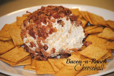 Dressing, Bacon Ranch