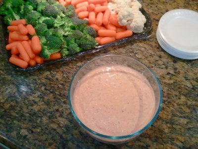 Dressing, Cracked Pepper Ranch