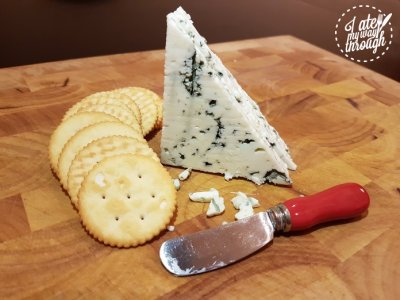 Dressing, Blue Cheese with Gorgonzola