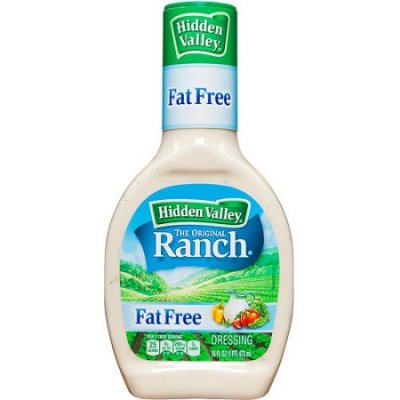 Dressing,Ranch Fat Free