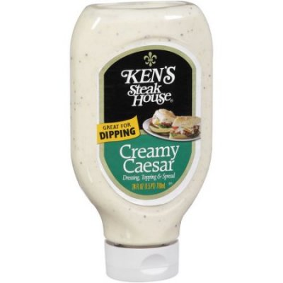 Creamy Caesar Dressing Topping & Spread