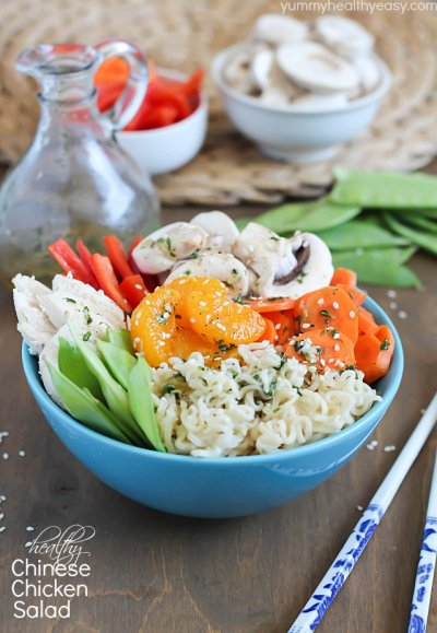Dressing, Chinese Chicken Salad