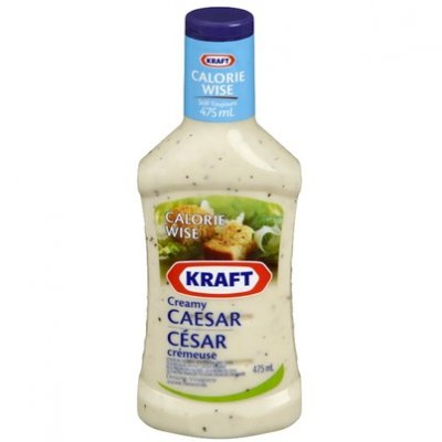 Low Fat Dressing, Creamy Caesar