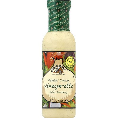 Salad Dressing, Vidalia Onion Vinegarette