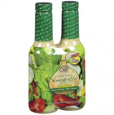 Vidalia Onion Vinegarette Salad Dressing