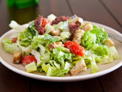 Dressing, Caesar, Light