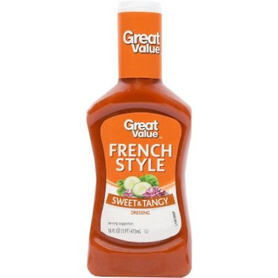 French Style, Sweet & Tangy, Dressing