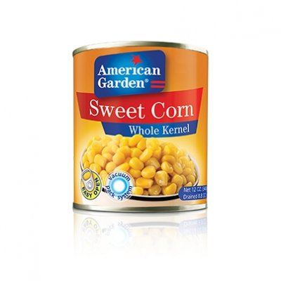 Corn, Whole Kernel, Vacuum Packed