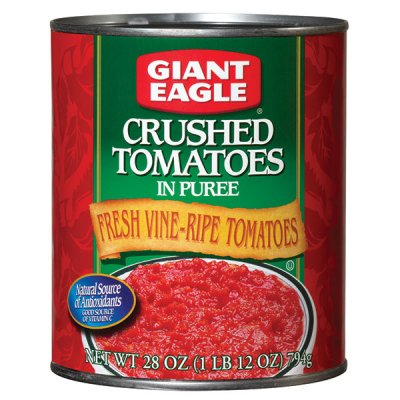 Crushed Tomatoes In Puree