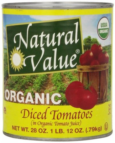 Organic Diced Tomatoes, In Tomato Juice