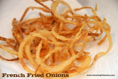 French Fried Onions, Original