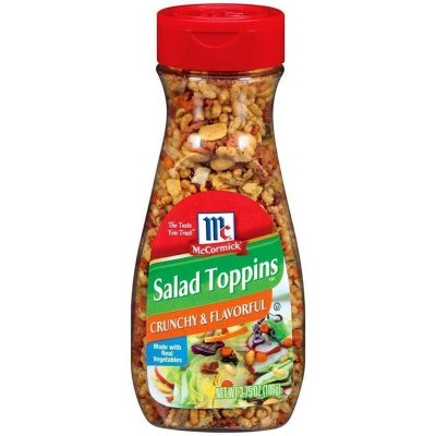 Salad Toppins, Crunchy & Flavorful