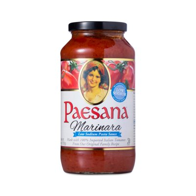Low Sodium Marinara