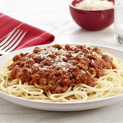 Spaghetti Sauce, Meat Flavored