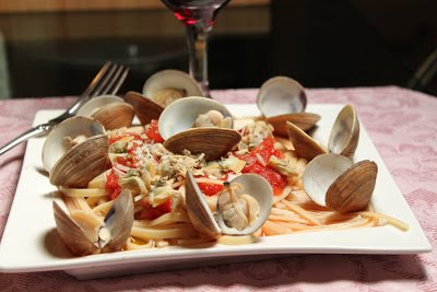Pasta Sauce, Italian Style, Red Clam