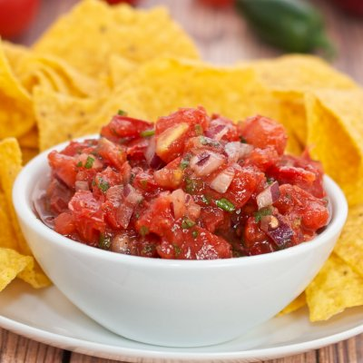 All Natural Hot Salsa