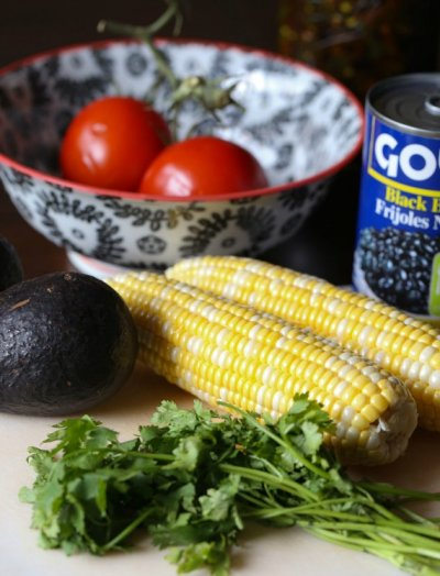 Cowboy Caviar Corn Black Bean & Pepper Salsa