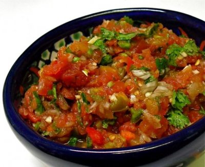 Restaurant Style Medium Salsa