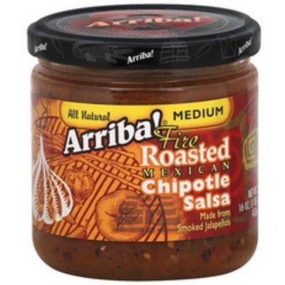 Salsa, Chipotle, Fire Roasted Mexican, Medium