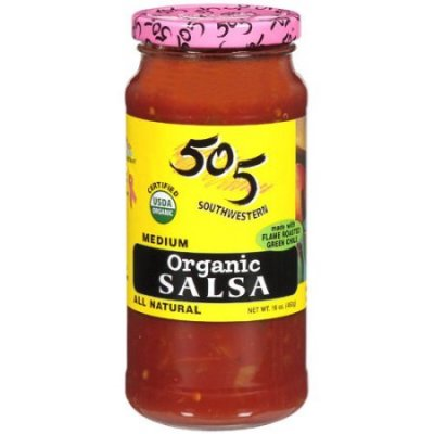Salsa, Organic Chipotle Lime, Medium