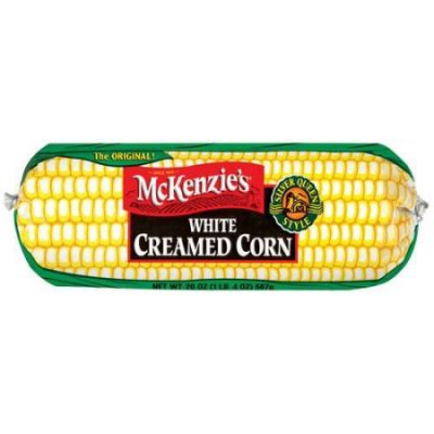 Corn ,White Creamed Silver Queen Style