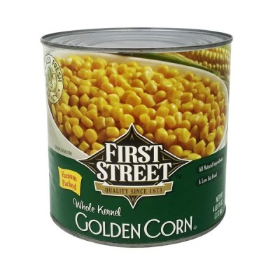 Golden Corn, Whole Kernel