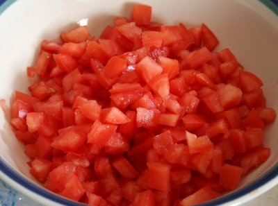Tomatoes, Diced