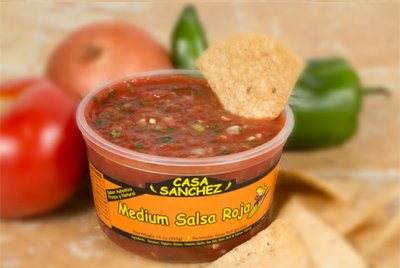Medium Salsa, All Natural
