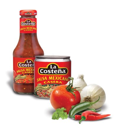 Salsa, Home Style Mexican, Medium