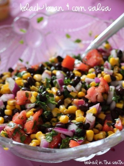 The Salsa of Substance, Black Bean and Corn, Medium
