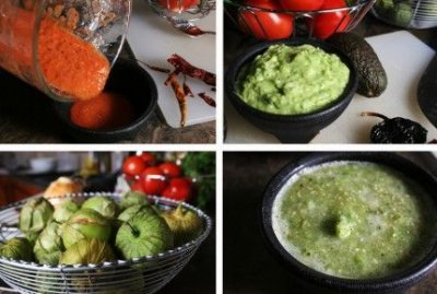 Fresh Guac, Authentic Style Guacamole