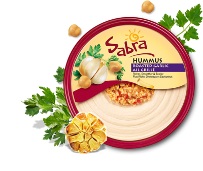 Roasted Garlic Hummus Family Size