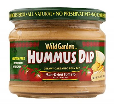 Significantly Spicy Hummus
