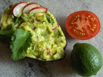 Guacamole Authentic Recipe